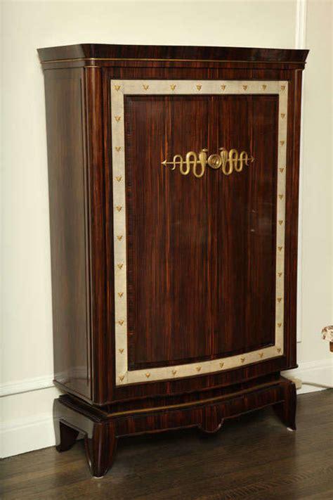 cabinet kitchen doors andr 233 frechet deco macassar shagreen and 1921