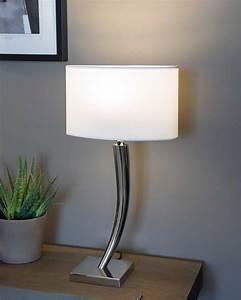 Lampe A Poser Design : lampe a poser salon design ~ Teatrodelosmanantiales.com Idées de Décoration