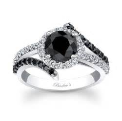 cheap black engagement rings black ring archives deer pearl flowers