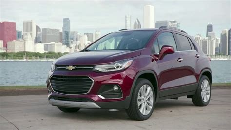 2018 Chevrolet Trax Exterior And Interior Youtube