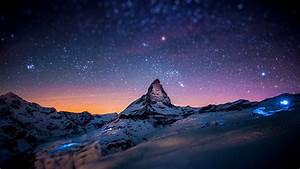 Mountain Night Wallpaper (64+ images)