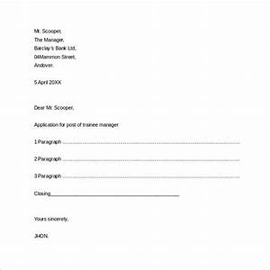30 sample formal business letters format sample templates With business letter template