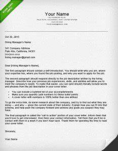 how to write a great cover letter 40 templates resume With do you always need a cover letter
