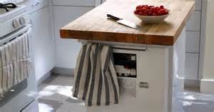 butcher block top kitchen island we will most likely to utilize a portable dishwasher