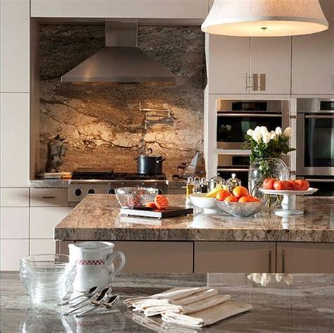 cuisine en marbre cuisine credence cuisine marbre 1000 idées sur la