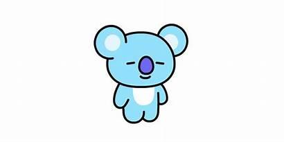 Bt21 Koya Bts Character Rj Lucu Chimmy