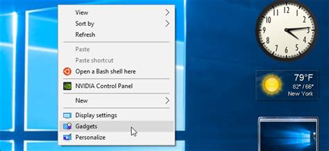 how to add gadgets back to windows 8 and 10 and why you probably shouldn t