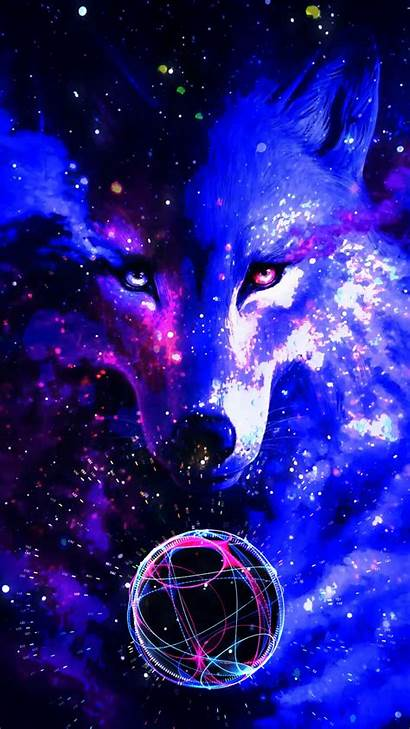 Wolf Anime Spirit Cool Animal Wallpapers Galaxy