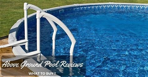 Above Ground Pool Reviews  The Best Rated Above Ground Pool