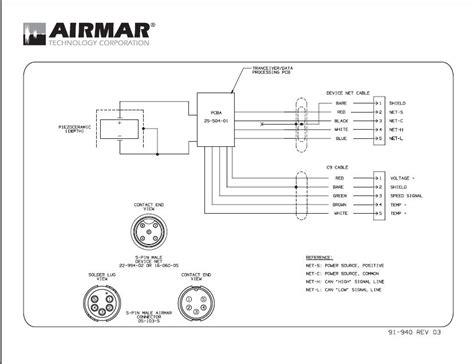 Airmar Transducer Wiring Diagram by Airmar P 79 Wiring Diagram To Simrad The Hull