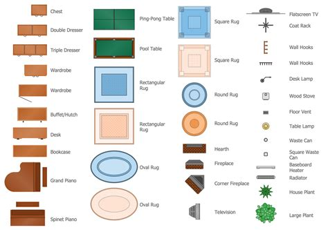 office layout plans solution conceptdrawcom
