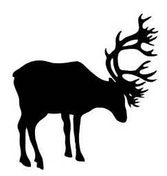 Deer Silhouette Clip Art