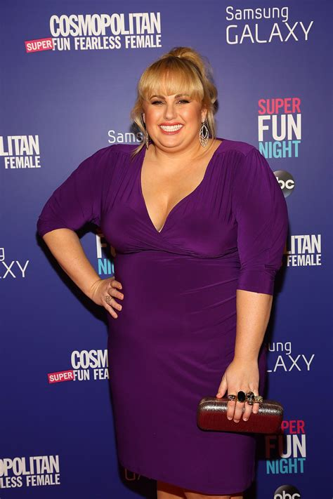 Everyone Start Freaking Out Because Rebel Wilson Is ...
