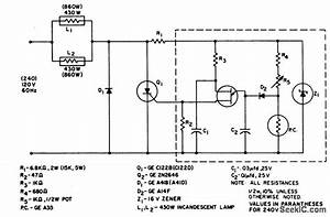 860 Watt Limited Range Low Cost Precision Light Control