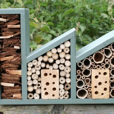 Beautiful Bug House Save the bees Insect hotel Bee