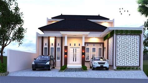 Contoh Model Rumah Minimalis 2019 1 Lantai Terbaru Januari 2020