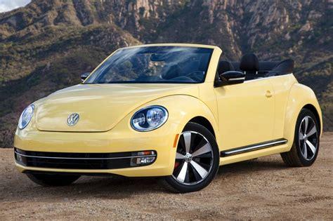 convertible volkswagen used 2013 volkswagen beetle for sale pricing features