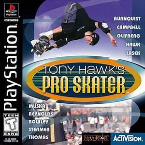 Tony Hawk Sony Playstation PS1 Game