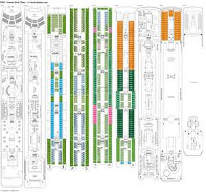 msc armonia deck plans diagrams pictures
