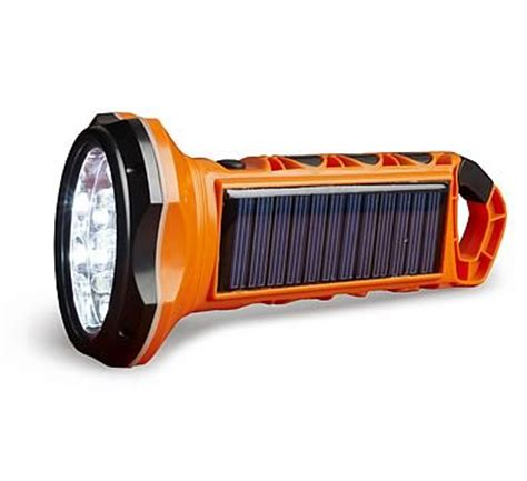 solar flashlight askmen