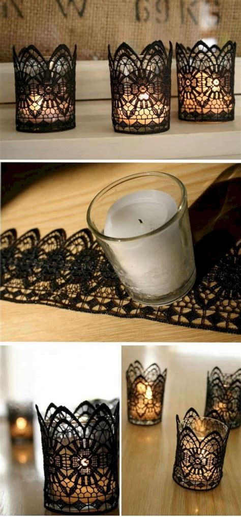 17 Diy Candle Holders To Decorate Your Home  Futurist