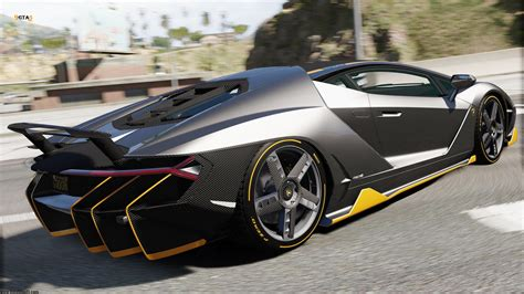 In Vehicles 2017 by New 2017 Lamborghini Centenario Sound Gta 5 Vehicles