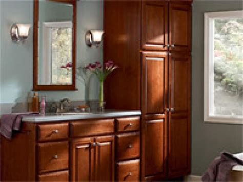 Kitchen Cupboard Makeover Ideas - guide to selecting bathroom cabinets hgtv