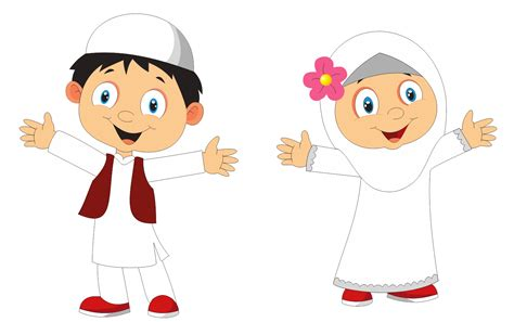 gambar anime islam romantis 25 gambar kartun islami 2018 religi terbaru gambar pedia