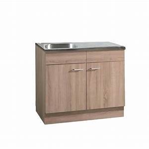 meuble sous evier avec lave vaisselle newsindoco With meuble sous evier avec lave vaisselle