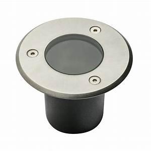 Spot Exterieur 12v : spot exterieur ip67 encastrable 230v pour led gu10 acier ~ Edinachiropracticcenter.com Idées de Décoration