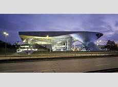 BMW Welt Munich Event and Delivery Center earchitect