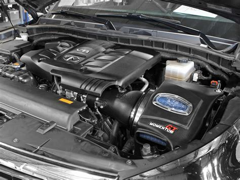 Infiniti Qx80 Modification by Product Pre Release Momentum Gt Intake System For 2013