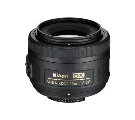 Nikon 35mm F 1 8g nikon af s dx nikkor 35 mm f 1 8g standard prime lens