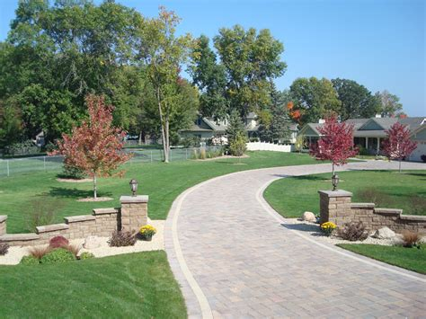 landscaping ideas for entrance driveway top long driveway entrances wallpapers