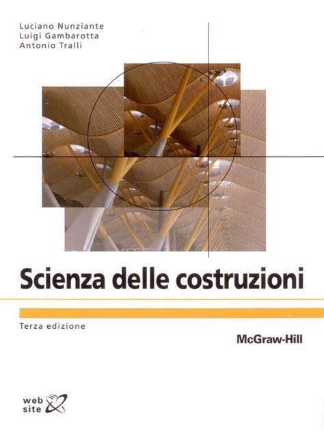 dispense scienza delle costruzioni pdf scienza delle costruzioni