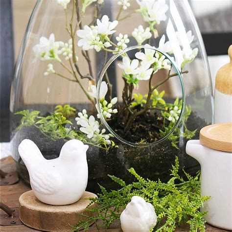 easy spring decoration ideas   part   home