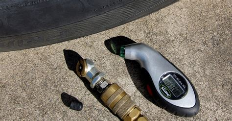 How To Check Tire Pressure In Three Simple