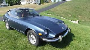 Sell Used 1973 Datsun 240z Manual 4 Speed In Traverse City