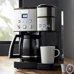 Cuisinart ® Combination K-cup/Carafe Coffee Maker Crate