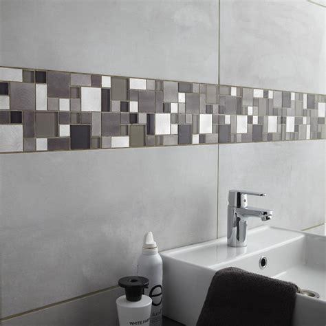 carrelage cuisine mural carrelage salle de bain noir et blanc