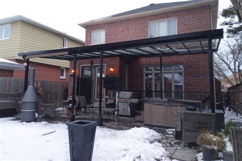 clear roofs  insulated sepio weather shelters