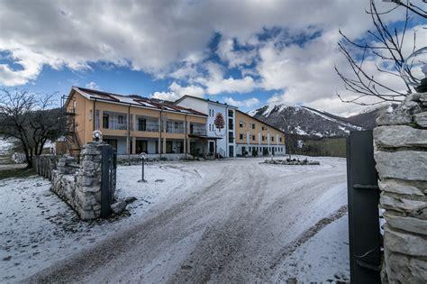 Ingresso Hotel Homepage Hotel Faggio Rosso