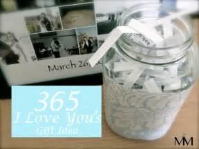 2 year anniversary gift ideas for him diy 2 year anniversary gift idea the 365 reasons why i