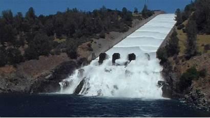 Dam Water Flowing Satisfying Animated Gifs Gifer