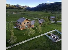 Scenic Grizzly Creek Ranch Neighbouring Yellowstone