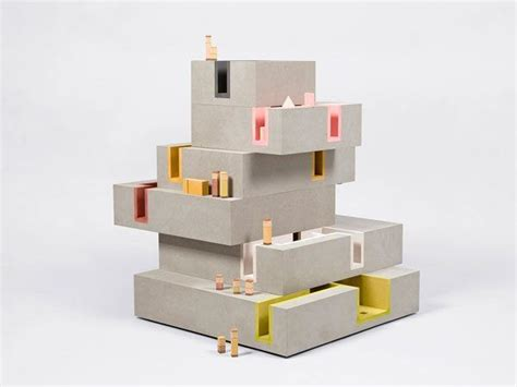 Dollhouses Designed By Architects by Doll Houses Designed For Charity