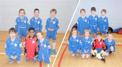 Two Hillside Teams Win Through To Football Finals