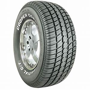 cooper cobra radial gt tire p205 70r14 93t rwl With 225 70r14 white letter