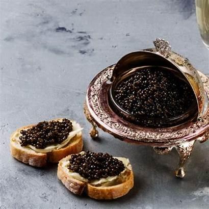 Caviar Serve Pairing