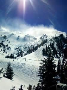 Mammoth Ski Resort California